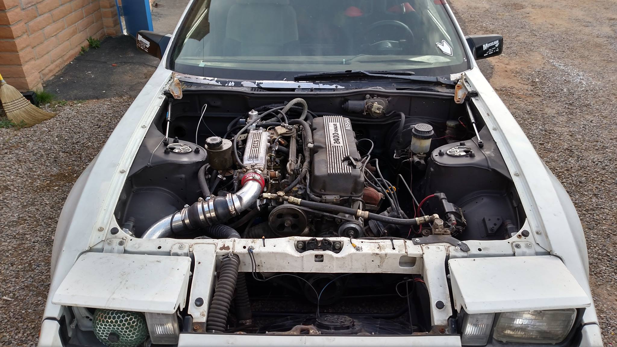 ZBUM's Z31 300ZX Engine Swap Page